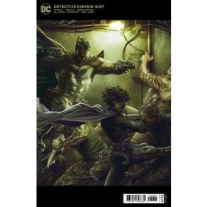 Detective Comics (2016) #1037 VF/NM Lee Bermejo Variant Cover