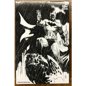 Detective Comics (1937) #1000 NM Special Edition Rare Jim Lee Sketch Variant