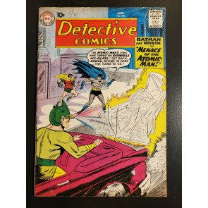 Detective Comics #280 (1960) VG/F (5.0) Menace of the Atomic Man Batman|