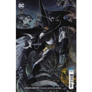 Detective Comics (2016) #990 VF/NM Simone Bianchi Variant Cover DC Universe