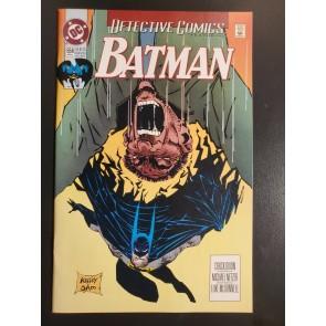 Detective Comics #658 (1993) NM Kelley Jones Sam Keith cvr Knighfall prelude|