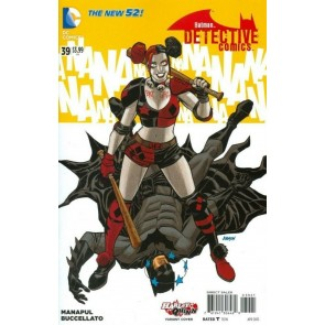 Detective Comics (2011) #39 VF/NM-NM Harley Quinn Variant Cover The New 52!