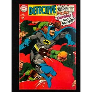 Detective Comics (1937) #372 VF- (7.5) Batman Neal Adams Cover
