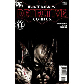 Detective Comics (1937) #817 VF/NM One Year Later Simone Bianchi Cover B