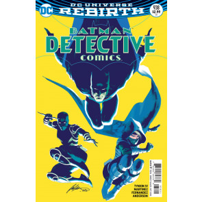 Detective Comics (2016) #938 VF/NM (9.0) Rafael Albuquerque variant cover Batman