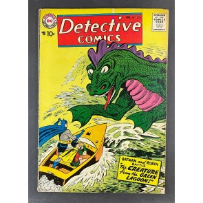 Detective Comics (1937) #252 VG/FN (5.0) Creature From the Green Lagoon