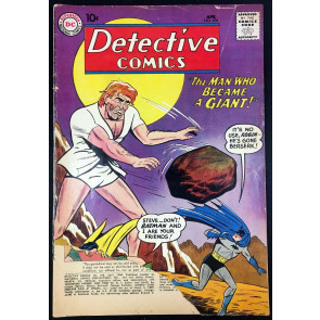 Detective Comics (1937) #278 FR/GD (1.5) Batman