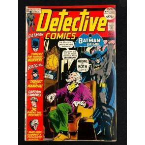Detective Comics (1937) #420 FN/VF (7.0) Batman Batgirl Neal Adams Cover