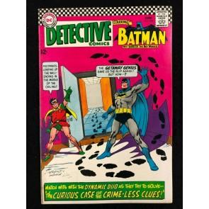 Detective Comics (1937) #364 FN/VF (7.0) Batman