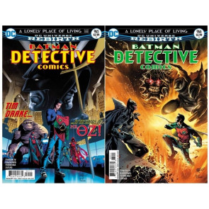 Detective Comics (2016) #'s 965-969 971-981 + Annual #1 VF/NM Lot of 17 Books