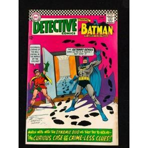 Detective Comics (1937) #364 VF- (7.5) Batman