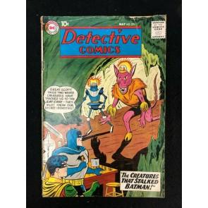 Detective Comics (1937) #279 GD- (1.8) Batman and Robin