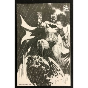 Detective Comics #1000 NM (9.4) Jim Lee DC Universe Subscription Variant Cover