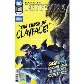 Detective Comics Annual (2018) #1 VF/NM DC Universe
