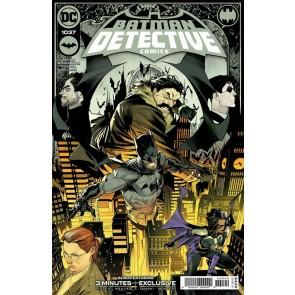 Detective Comics (2016) #1037 VF/NM Dan Mora Cover