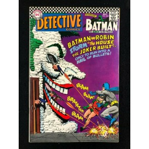 Detective Comics (1937) #365 VF- (7.5) Batman Joker Cover & Story