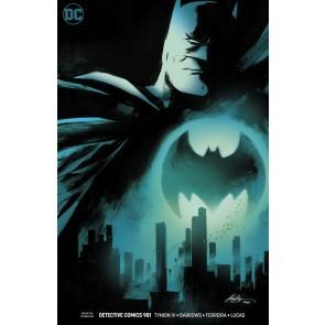 Detective Comics (2016) #981 VF/NM Albuquerque Variant Cover DC Universe