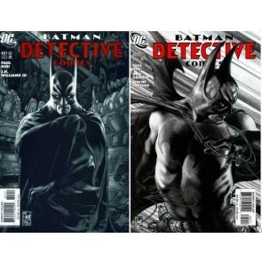 Detective Comics (1937) #821 822-830 + 832-834 Simone Bianchi Cover Lot of 13