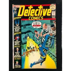 Detective Comics (1937) #421 FN/VF (7.0) Batman Neal Adams Cover