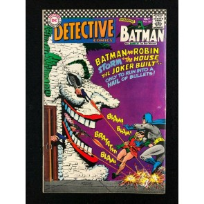 Detective Comics (1937) #365 FN+ (6.5) Batman Joker Cover & Story