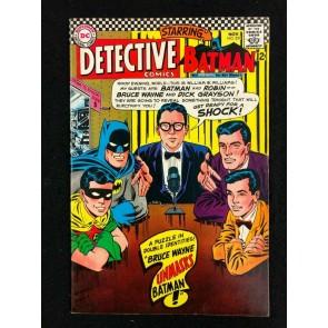 Detective Comics (1937) #357 VF- (7.5) Batman Elongated Man