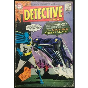 Detective Comics (1937) #340 GD/VG (3.0) featuring Batman & Robin