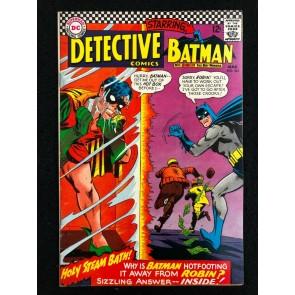 Detective Comics (1937) #361 FN/VF (7.0) Batman and Robin