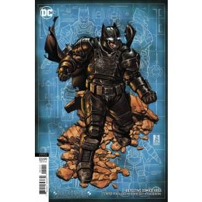 Detective Comics (2016) #1002 VF/NM Mark Brooks Batarmor Variant Cover
