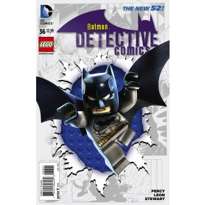 Detective Comics (2011) #36 VF/NM-NM Lego Variant Cover The New 52!