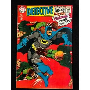 Detective Comics (1937) #372 FN/VF (7.0) Batman Neal Adams Cover
