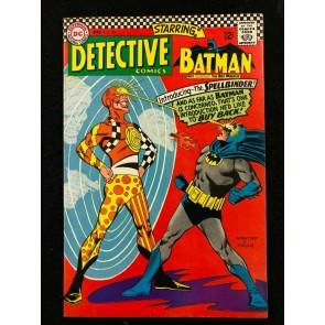 Detective Comics (1937) #358 VF (8.0) Batman