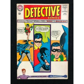 Detective Comics (1937) #327 FN (6.0) Batman