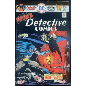 Detective Cover (1937) #455 FN- (5.5)