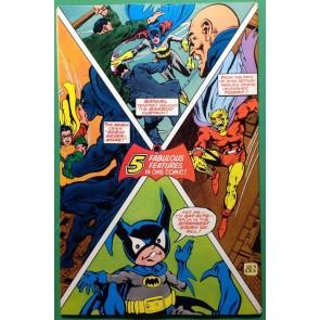 Detective Comics (1937) 482 VF- (7.5) Batman Family