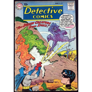Detective Comics (1937) #277 GD/VG (3.0) featuring Batman & Robin