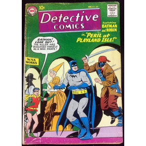 Detective Comics (1937) #264 GD/VG (3.0) featuring Batman & Robin