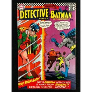 Detective Comics (1937) #361 VF (8.0) Batman Robin
