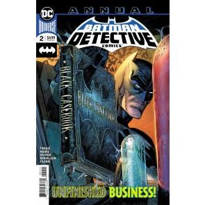 Detective Comics Annual (2019) #2 VF/NM Black Casebook DC Universe