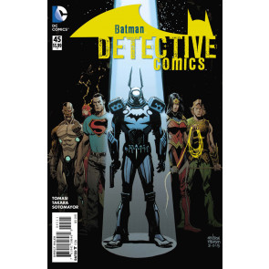 DETECTIVE COMICS (2011) #45 VF/NM