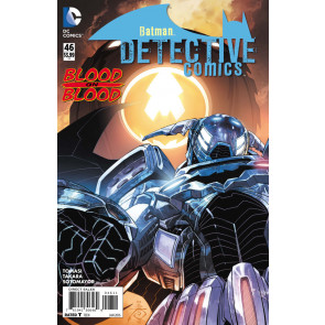 DETECTIVE COMICS (2011) #46 VF/NM