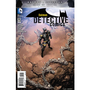DETECTIVE COMICS (2011) #50 VF/NM  BATMAN