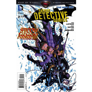 DETECTIVE COMICS #21 VF/NM THE NEW 52!