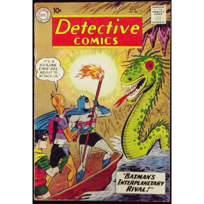 DETECTIVE COMICS #282 VG/FN BATMAN AND ROBIN