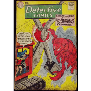 DETECTIVE COMICS #288 FR BATMAN AND ROBIN