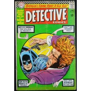 DETECTIVE COMICS #352 VG