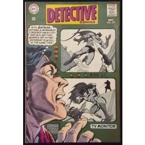 DETECTIVE COMICS #379 FN BATMAN & ROBIN