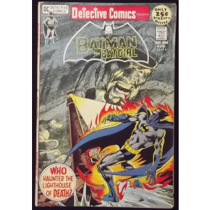 DETECTIVE COMICS #414 FN- BATMAN BATGIRL NEAL ADAMS COVER