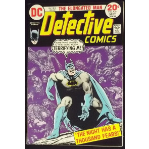 DETECTIVE COMICS #436 NM- BATMAN