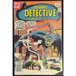DETECTIVE COMICS #468 VF/NM MARSHALL ROGERS ART
