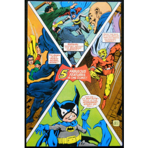 DETECTIVE COMICS #482 NM STARLIN/RUSSELL THE DEMON BEGINS